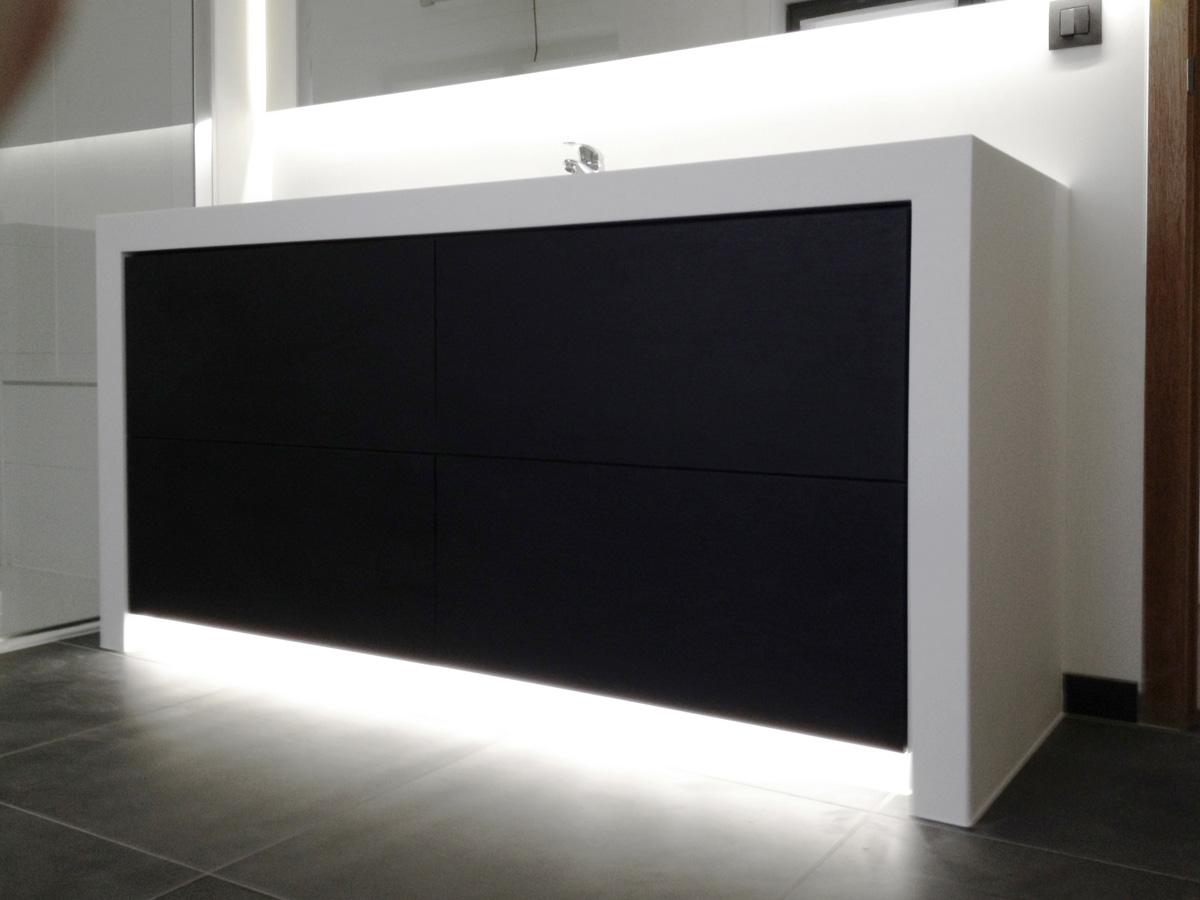 Badkamer ontwerp ideeen - Faience giet keuken moderne ...