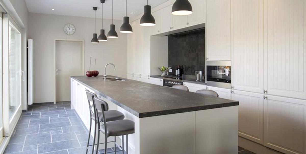 Keuken idee uitbouw gehoor geven aan uw huis - Idee deco keuken ...